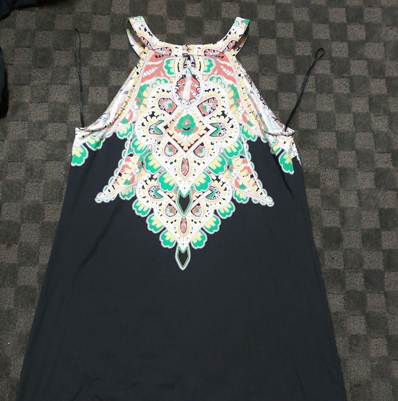 INC International Concepts Dresses & Skirts - IMC Dress with Beautiful Embellishments Size Large